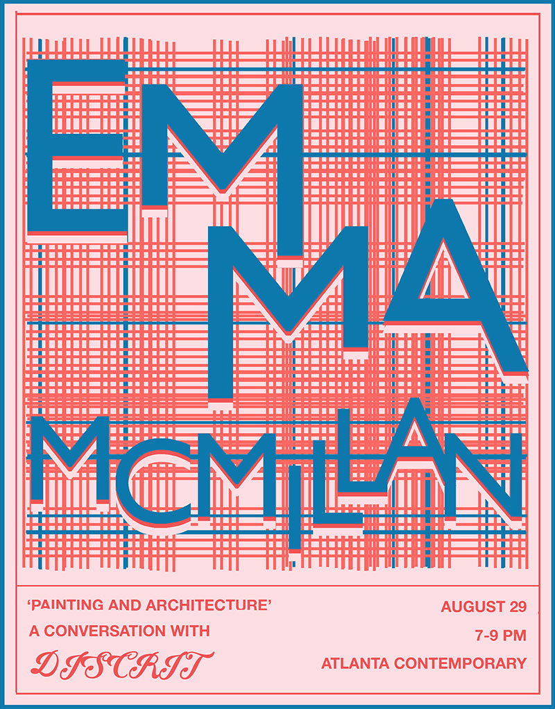 Emma Mcmillan: Painting and Architecture