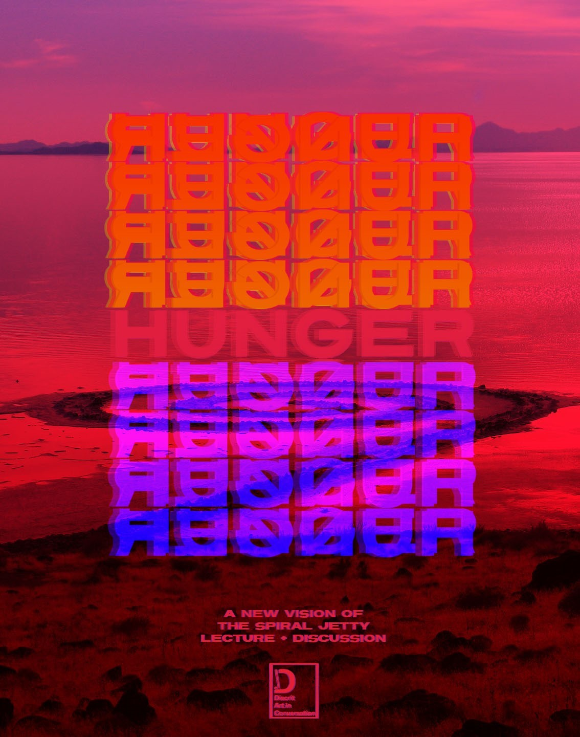 Hunger: A New Vision of the Spiral Jetty