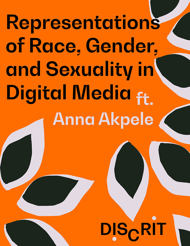 Representations of Race, Gender, and Sexuality in Digital Media